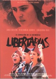 Libertarias is the best movie in Victoria Abril filmography.