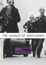 The League of Gentlemen - movie with Jack Hawkins.