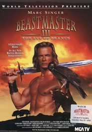 Beastmaster: The Eye of Braxus - movie with Marc Singer.