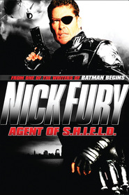 Nick Fury: Agent of Shield - movie with Roger R. Cross.