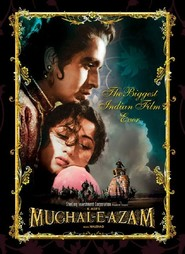 Mughal-E-Azam - movie with Ajit.