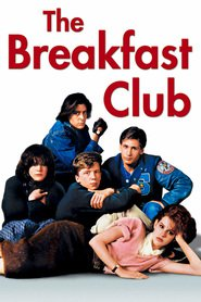The Breakfast Club - movie with Anthony Michael Hall.