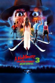 A Nightmare on Elm Street 3: Dream Warriors  - movie with Laurence Fishburne.