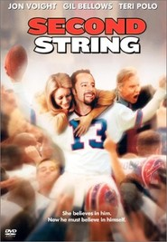 Second String - movie with Richard T. Jones.