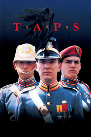 Taps - movie with Timothy Hutton.