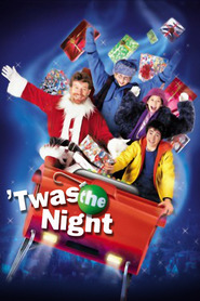 'Twas the Night - movie with Bryan Cranston.