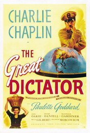 The Great Dictator is the best movie in Charles Chaplin filmography.