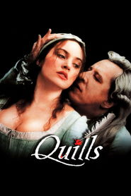 Quills - movie with Michael Caine.
