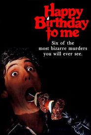 Happy Birthday to Me - movie with Lenore Zann.