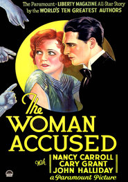 The Woman Accused - movie with Louis Calhern.