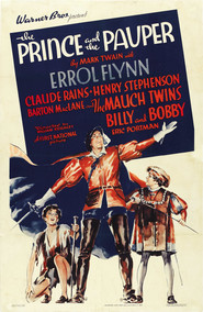 The Prince and the Pauper - movie with Errol Flynn.