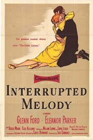 Interrupted Melody - movie with Roger Moore.