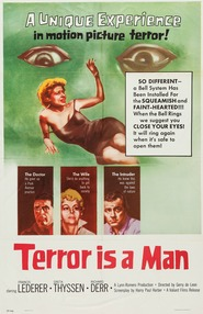 Terror Is a Man is the best movie in Francis Lederer filmography.