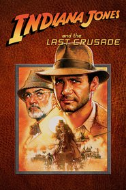 Film Indiana Jones and the Last Crusade.