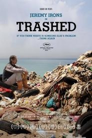 Trashed - movie with Jeremy Irons.