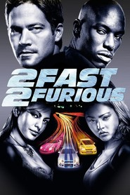 2 Fast 2 Furious - movie with Tyrese Gibson.