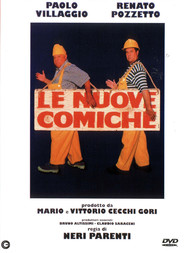 Le nuove comiche - movie with Paolo Villaggio.