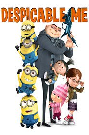 Despicable Me - movie with Kristen Wiig.