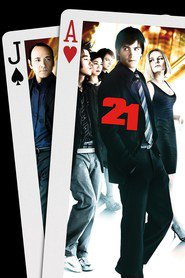 21 - movie with Kevin Spacey.