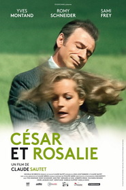 Cesar et Rosalie - movie with Yves Montand.