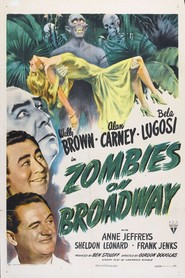 Zombies on Broadway is the best movie in Frank Jenks filmography.