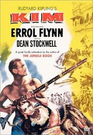 Kim - movie with Errol Flynn.