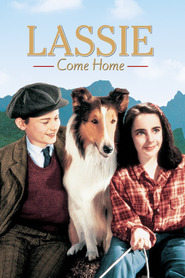 Lassie Come Home - movie with Donald Crisp.