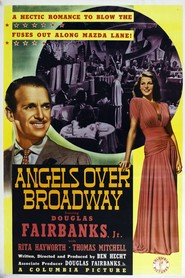 Angels Over Broadway - movie with John Qualen.