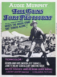The Guns of Fort Petticoat is the best movie in Jeff Donnell filmography.