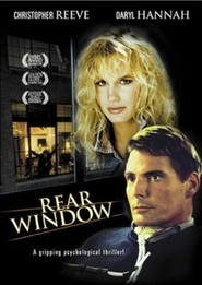 Rear Window - movie with Robert Forster.