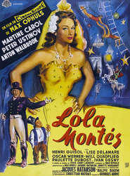 Lola Montes - movie with Anton Walbrook.