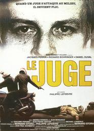 Le juge - movie with Michael Lonsdale.