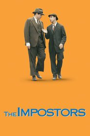 The Impostors - movie with Stanley Tucci.
