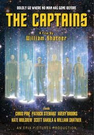 The Captains - movie with Christopher Plummer.