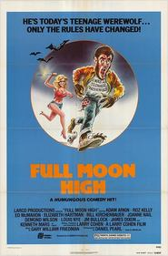 Full Moon High is the best movie in Kenneth Mars filmography.