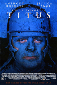 Titus - movie with Anthony Hopkins.