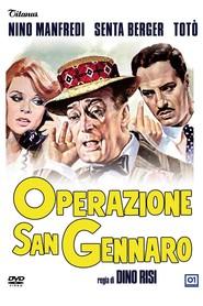 Operazione San Gennaro is the best movie in Senta Berger filmography.