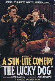 The Lucky Dog - movie with Stan Laurel.