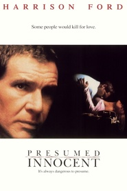 Presumed Innocent - movie with Harrison Ford.
