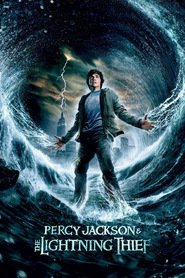 Percy Jackson & the Olympians: The Lightning Thief - movie with Logan Lerman.