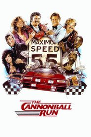 The Cannonball Run - movie with Roger Moore.