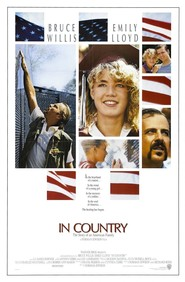 In Country - movie with Bruce Willis.