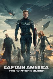 Captain America: The Winter Soldier - movie with Chris Evans.