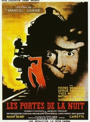 Les portes de la nuit is the best movie in Yves Montand filmography.