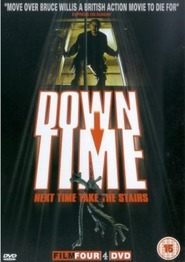 Downtime - movie with Stephen Graham.