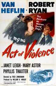 Act of Violence - movie with Robert Ryan.