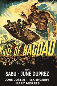 The Thief of Bagdad is the best movie in Conrad Veidt filmography.
