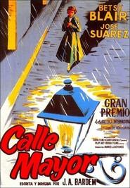 Calle Mayor is the best movie in Matilde Munoz Sampedro filmography.