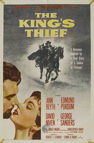 The King's Thief - movie with George Sanders.