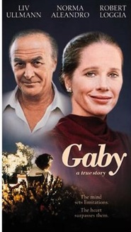 Gaby: A True Story is the best movie in Liv Ullmann filmography.